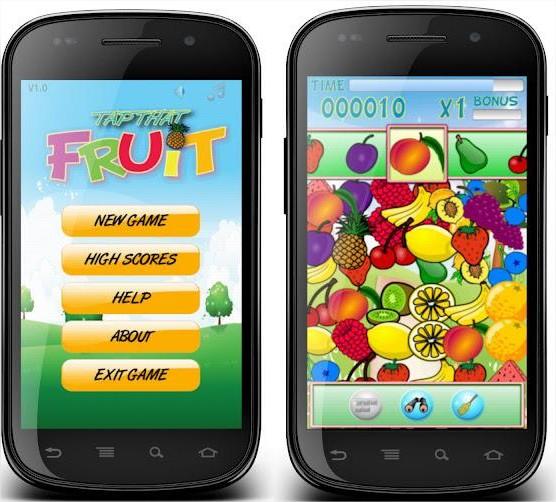 Tap That Fruit - Imagem 1 do software