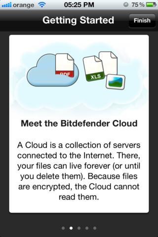 Bitdefender Safebox - Imagem 1 do software