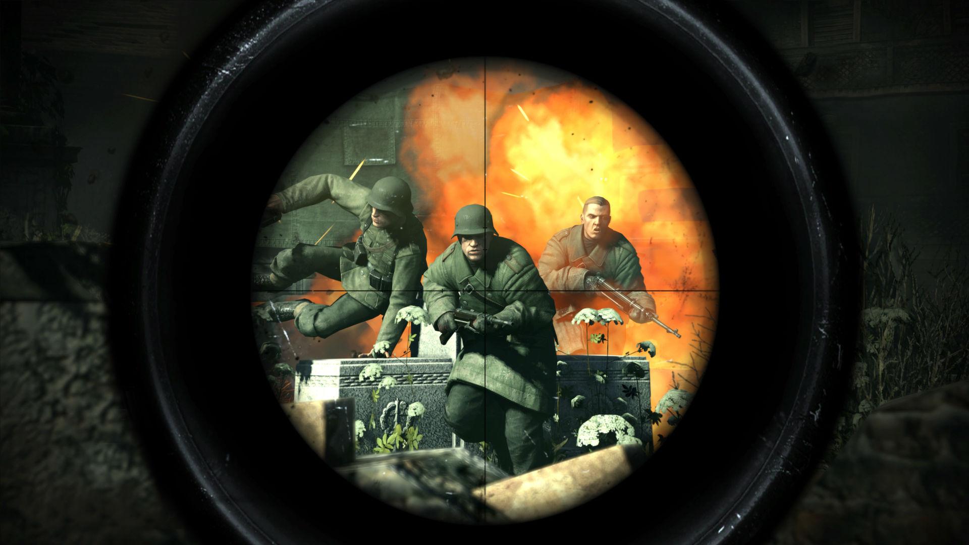Sniper Elite V2 DEMO.