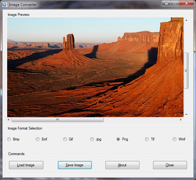 Image Converter - Imagem 1 do software