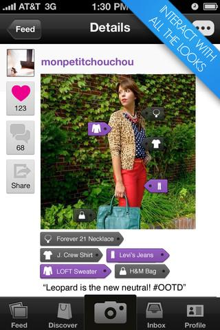 Pose - Discover Fashion, Beauty & Style - Imagem 2 do software
