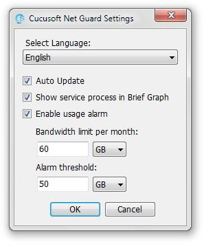 Cucosoft Net Guard - Imagem 1 do software