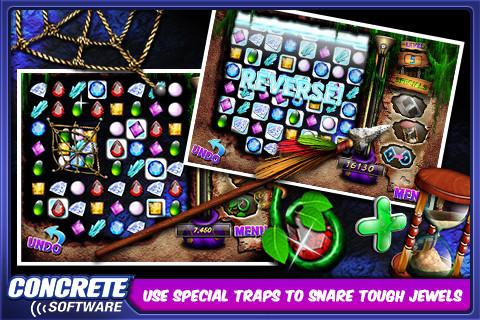Aces Jewel Hunt Free - Imagem 1 do software
