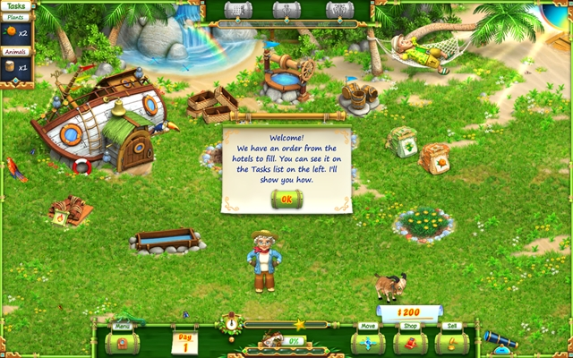 Exotic Farm - Imagem 1 do software
