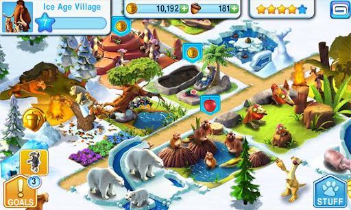 Dicas para o Jogo Ice Age Vilage para Android
