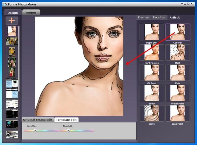 Escolha e aplique efeitos na fotografia