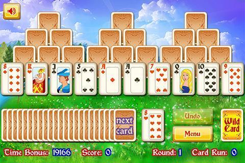 Magic Towers Solitaire - Imagem 1 do software