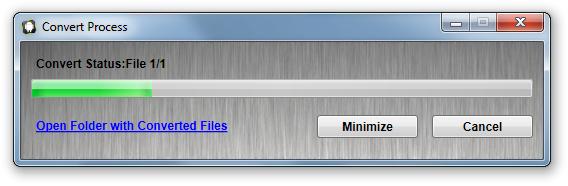 Android Video Converter Box - Imagem 3 do software