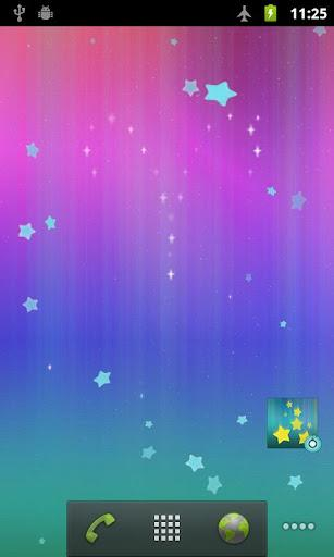 Stars Pro Live Wallpaper - Imagem 1 do software