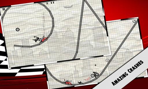 Stick Stunt Biker Free - Imagem 2 do software