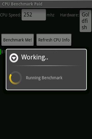CPU Benchmark - Imagem 1 do software