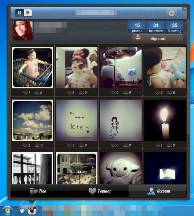 Acompanhe as atualizações no Instagram