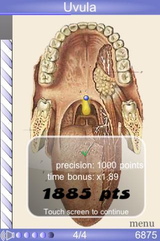 Speed Anatomy Free - Imagem 2 do software