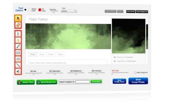 CoverPhotoEditor - Imagem 1 do software