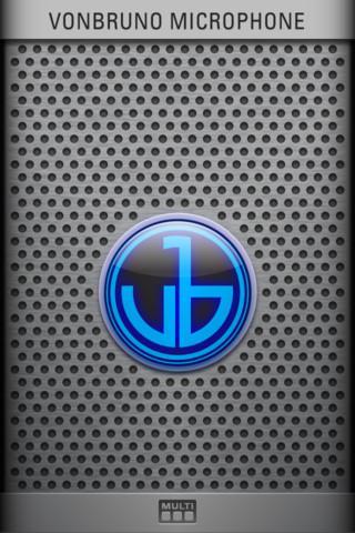 VonBruno Microphone - Imagem 1 do software