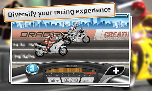 Drag Racing: Bike Edition - Imagem 1 do software