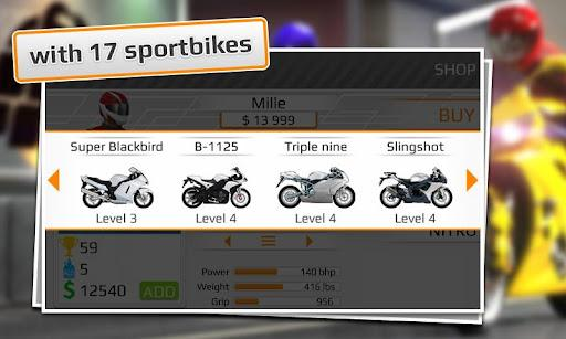 Drag Racing: Bike Edition - Imagem 2 do software
