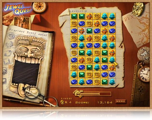 Jewel Quest Free - Imagem 1 do software
