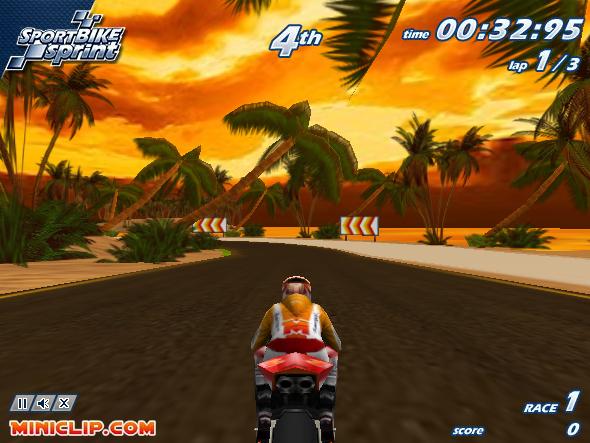 Sportbike Sprint - Imagem 1 do software