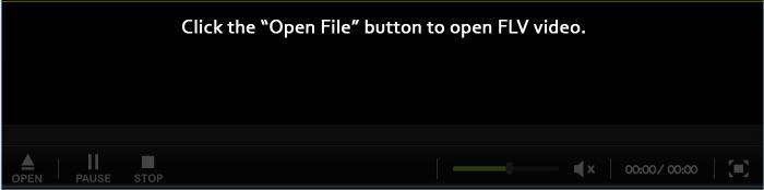 FLV Player - Imagem 1 do software
