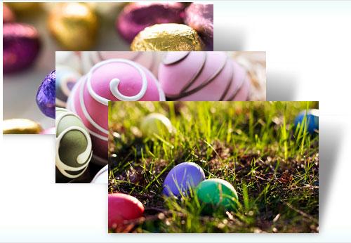 Decorated Eggs Theme.