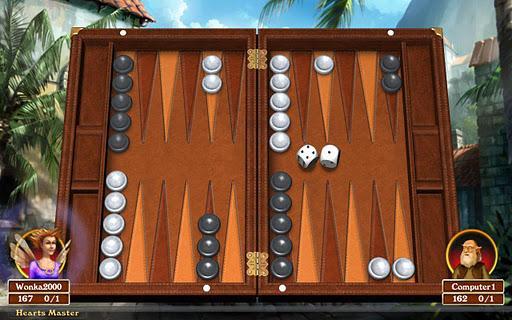 Hardwood Backgammon Free - Imagem 1 do software