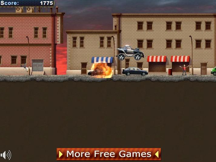 Hell Cops: New Dimension - Imagem 1 do software