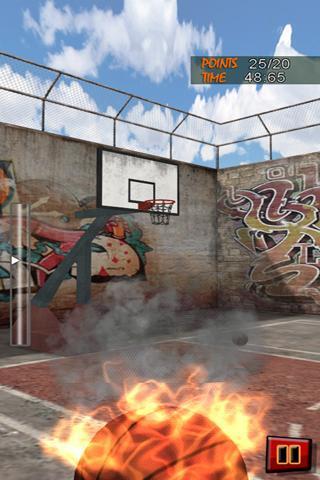 Basketball JAM - Imagem 2 do software