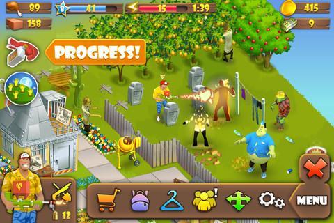 Zombie Lane - Imagem 2 do software