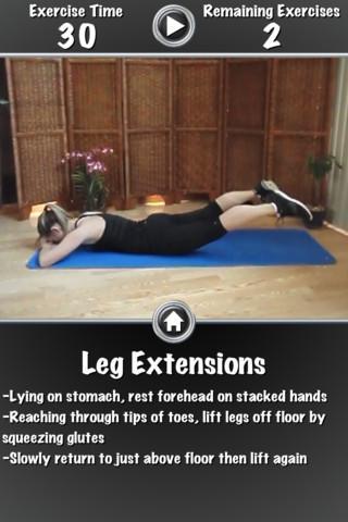 Daily Butt Workout FREE - Imagem 2 do software