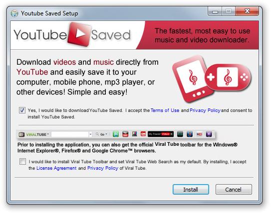 YouTube Saved - Imagem 2 do software