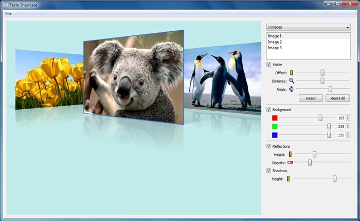 Showcase - Imagem 1 do software