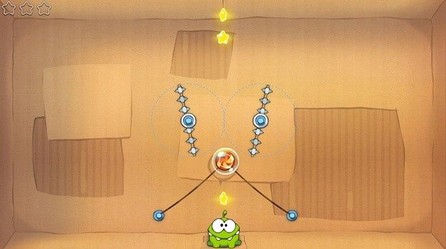 Cut the Rope.
