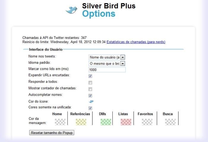 Silver Bird Plus - Imagem 2 do software