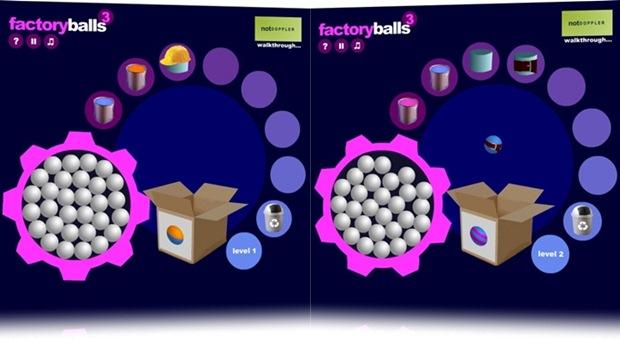 Factory Balls 3 - Imagem 1 do software