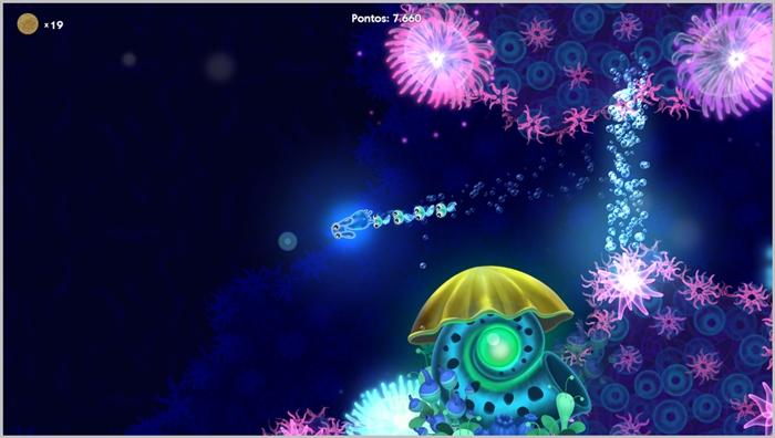 Glowfish Deluxe - Imagem 1 do software