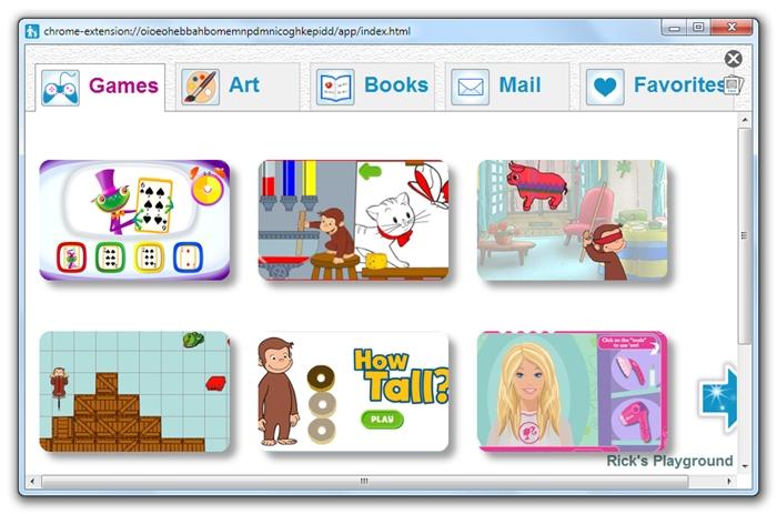 Kid Mode for Chrome - Imagem 1 do software