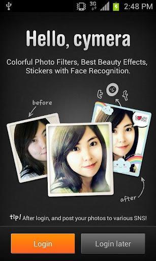 Cymera : Camera & Photo effect - Imagem 1 do software