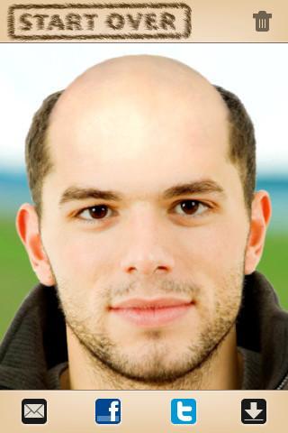 BaldBooth - Imagem 2 do software