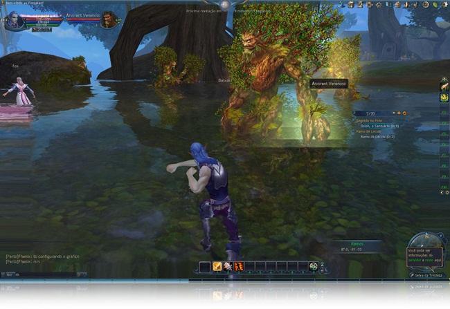 Forsaken - Imagem 3 do software