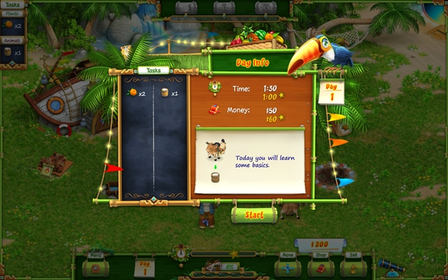 Exotic Farm - Imagem 2 do software
