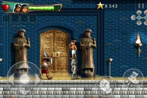 Babylonian Twins Platform Game - Imagem 2 do software