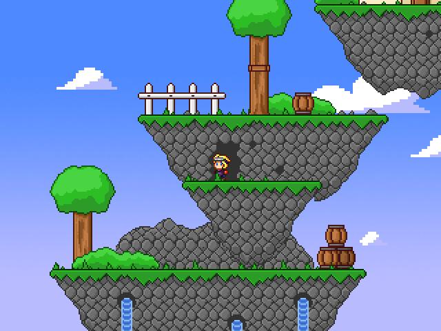 Tiny Island Adventure - Imagem 1 do software