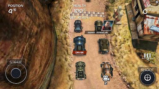 Death Rally FREE - Imagem 1 do software