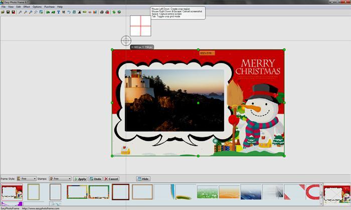 Aplique molduras, frames e objetos nas suas fotos