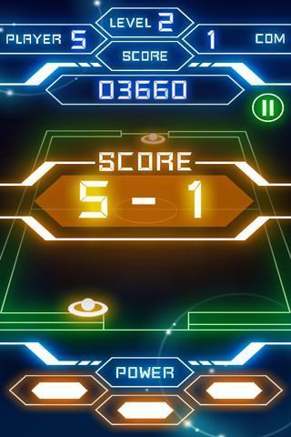 Virtual Hockey - Imagem 2 do software