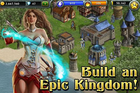 Kingdom Age - Imagem 1 do software