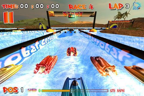 CrazyBoat Free - Imagem 1 do software
