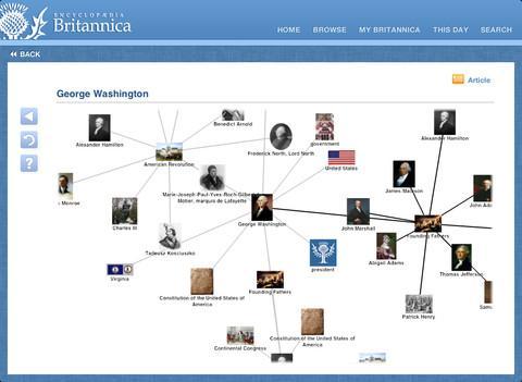 Encyclopaedia Britannica Download para iPhone Grátis