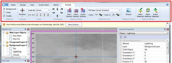 CyberFlair 3D - Imagem 1 do software